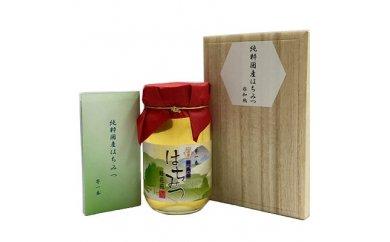 【数量限定】 「純粋国産はちみつ(アカシア)」300g×1瓶